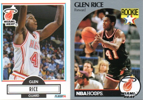 Where To Find 1989 1991 Miami Heat Basketball Trading Cards