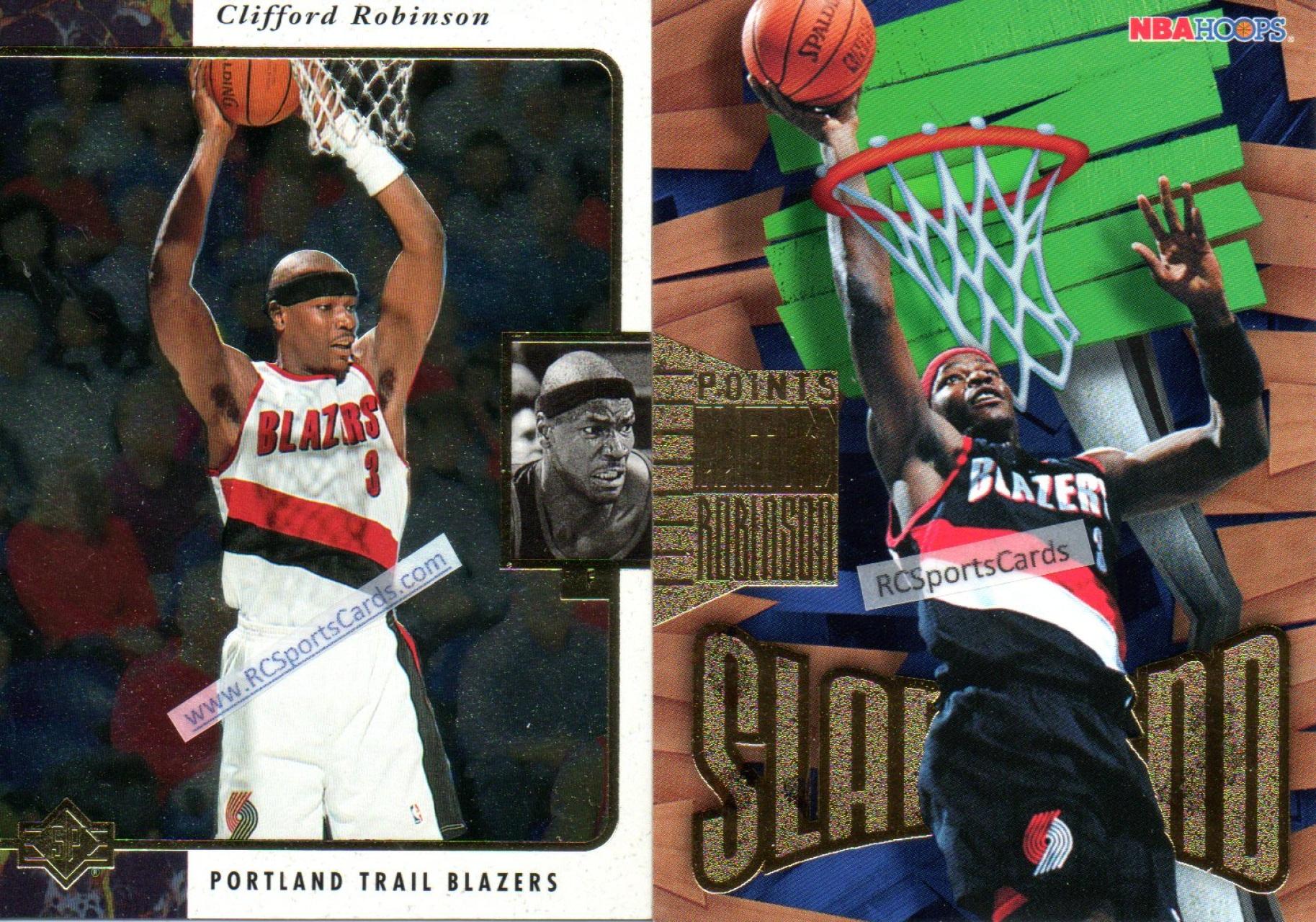 Selling 1995 1996 Portland Trail Blazers Basketball Trading Cards