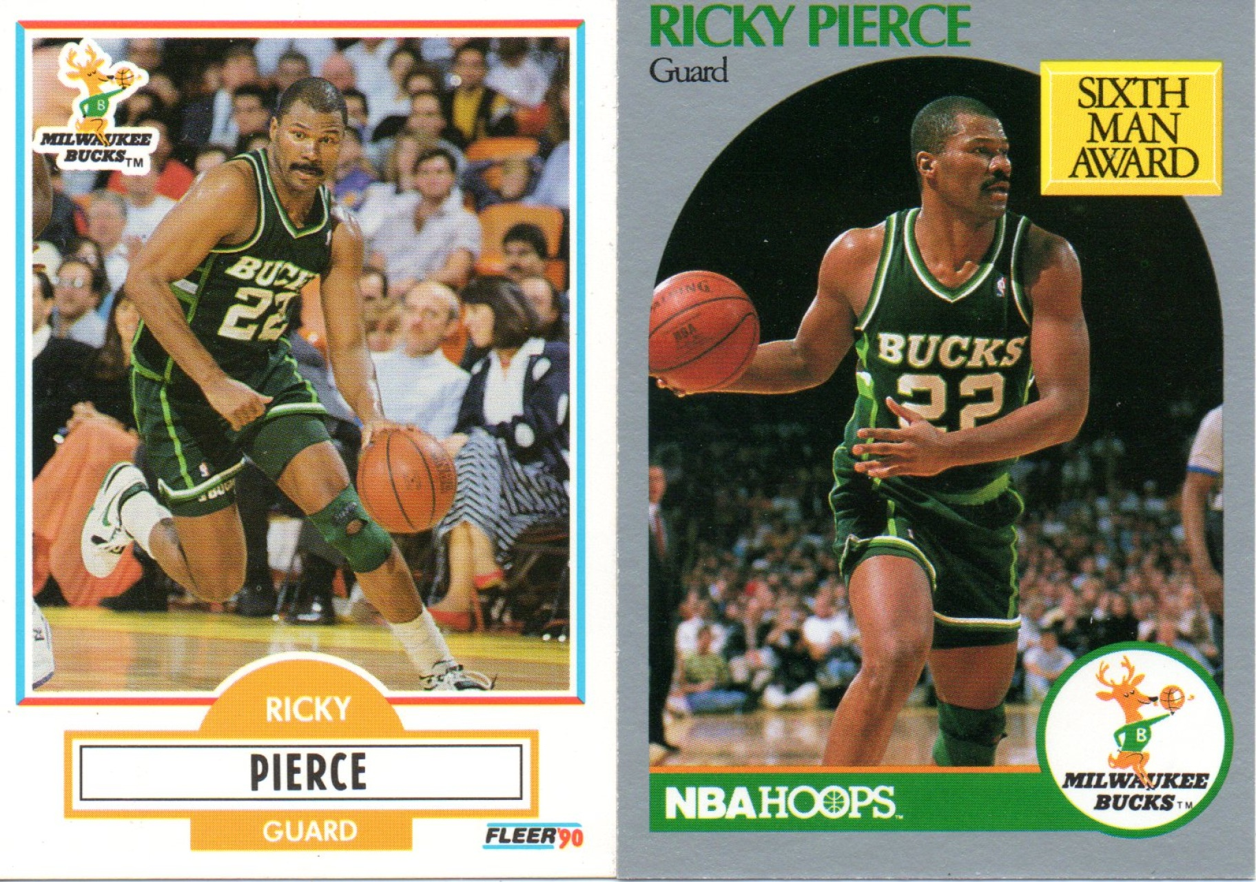 Where to find 1989 1994 Milwaukee Bucks Basketball Trading Cards