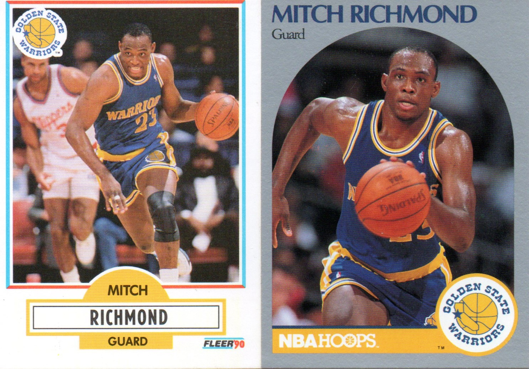 1988 1991 Warriors Basketball Trading Cards Basketball Cards by